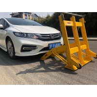 Quality Electrostatic Spraying Anti Ram Vehicle Barriers Collapsible for sale