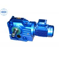 Quality Cast Iron Flange / Foot / Shaft Mouonted Reducer Gear Box / Transmission Gearbox for sale
