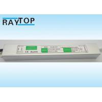 Quality 12V 36w LED Waterproof Driver IP67 36W LVD Certified For LED Light Transformer Power for sale