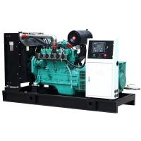 China Electrical Start Natural Gas Generator 100KW Backup Power Supply AC Open Type on sale