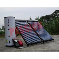 Quality Industrial Solar Water Heater Copper Coil , Home Solar Water Heating Systems for sale