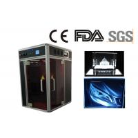 Quality 4000HZ 3D Glass Crystal Laser Engraving Machine with 2 Years Warranty for sale