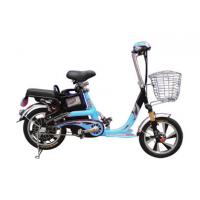 Quality Fast Speed Electric Scooter Bike For Adults , E Bike Scooter Rated Voltage 48V for sale