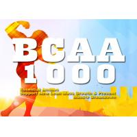 BCAA 1000 Muscle Nutrition Supplements Branched Chain Amino Acids Capsule