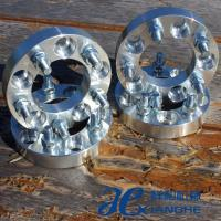 """Quality Custom 1.50"""" 74mm Hub Centric Wheel Adapters 12x1.5 Studs , Billet Wheel Spacer Adapter for sale"""
