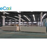 Buy cheap PU Colored Steel Thermal Insulation Polyurethane Board Size Customized For Cold from wholesalers