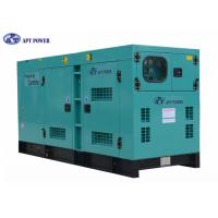 Buy cheap Denyo Type Deisgn Cummins Diesel Generator for Mine , Rate Output 275kVA product