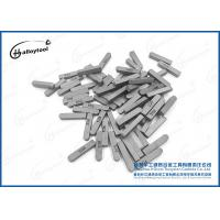 China Welding Insert Tungsten Carbide Tools Brazing Tip F225 High Wear Resistance on sale