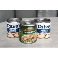 Quality Brine Preservation Salty Canned Champignon Mushroom for sale