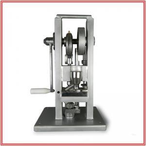 Quality Manual DesktopTablet Press Machine For Lab Making Pills 36cm X 28cm X 45cm for sale