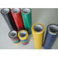 China High Voltage High Temperature Tape Low Lead Cadmium Rubber For Electrical on sale