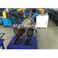 China Automatic Change Size Stud and Track Roll Forming Machine Main Channel Drywall Ceiling on sale