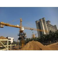 Buy cheap TC5506 Jib Tower Cranes With Length of 55m And The Height Of 45m product
