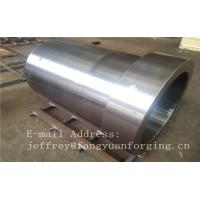 Hydro - Cylinder Alloy Steel Forgings C45 C35 4140 42CrMo4 Heat Treatment Rough Machined