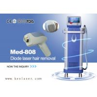 Buy cheap Professional Painless Permanent Comfortable Cooling Diode Laser Hair Removal Machine product