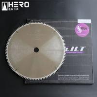 Quality Non Ferrous Metal Aluminum Profile Cutting Saw Blade With KCR05+ Tips for sale