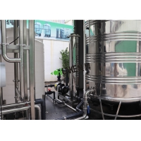China 40ft Container RO Water Treatment Plant WaterPurificationSystem With CNP Pump on sale