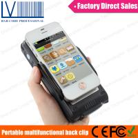 Buy cheap 2014 NEW Portable Bluetooth 1D 2D Barcode+HF+UHF RFID Credit Card Reader product