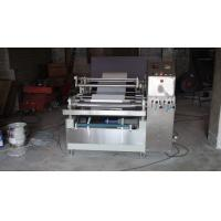 Buy cheap High Speed Trimming Nonwoven Slitting Machines / Rewinding Machine For Industrial product