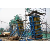 China Adjustable Slant Concrete Column Formwork H20 Timber Beam Formwork on sale