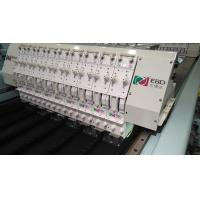 Quality 7KW Computerized Quilting And Embroidery Machine With Large Rotary Hook for sale