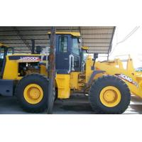 Buy cheap LW500FN Wheel Loader Earth Moving Machinery With Intelligent Operation from wholesalers