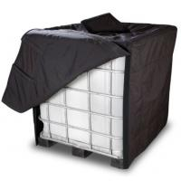 Quality Coated Polyester IBC Container Covers Insulated IBC Cover 1100 * 1000mm for sale
