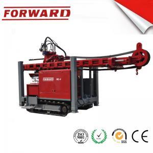 Buy Multifunction Crawler Mounted Mud Drilling Water Well Drilling Rig / water borehole Drilling Rig at wholesale prices