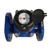 Quality Turbine Water Meter With Positive Displacement Mechanism Cast Iron DN125 Hot Water 90 ℃ for sale