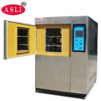 Quality Stainless Steel Cold Thermal Shock Test Chamber for Electronic Industry for sale