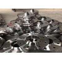 Quality Counter Stainless Steel Flanges , Heat Exchanger Reducing Weld Neck Flange 4 inch for sale
