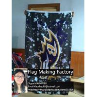 Quality Free shipping NFL 3'x5' Baltimore Ravens flag, 90x150cm Baltimore Ravens rugby football ba for sale