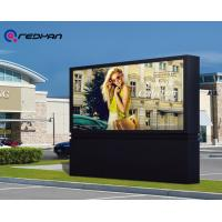 Quality Horizontal Standing Landspace KIOSK Digital Signage Outdoor Display 55 inch Sunlight readable LCD for sale