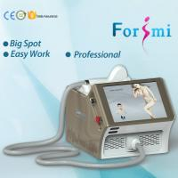 Portable Diode Laser Hair Removal Machine With German DILAS Laser Bar