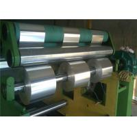China Professional Soft Thick Aluminium Foil 8011 for Polyester Insulation 0.005mm ~ 0.2mm on sale