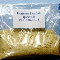 Buy cheap Pharmaceutical Anabolic Steroids Muscle Gain Trenbolone Enanthate Powder 10161-34-9 product