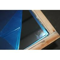 Quality 0.10mm-6.0mm Thickness Polished Mirror Finish Aluminum Sheet For Packing for sale