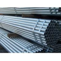 Quality 6m Length Hot Dipped Galvanized Steel Pipe Diameter 16 - 315mm for Water Pipe GB ASTM Standard for sale