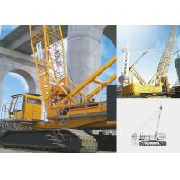 China Jib Tracked Hydraulic Crawler Crane QUY130, Knuckle Boom Crane for Lifting Heavy Things on sale