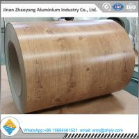 Quality 3003 Aluminium Alloy 1.0mm Decoration Color Coating Aluminium Coil 1500mm Width for sale