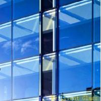 Quality Blue Reflective Glass for Building for sale