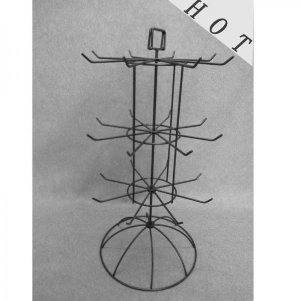 Buy Metal Display Rack with Bottom Drawer at wholesale prices