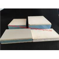 Quality Magnesium Oxide EPS / XPS Insulated Sandwich Panels For Ceiling / Wall / Floor System for sale