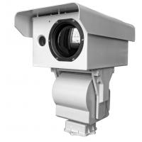 China PTZ Infrared Thermal Long Range Night Vision Camera With Intelligent Alarm System on sale