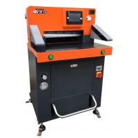 Buy cheap Book Electric Paper Cutting Machine 520mm Electric Guillotine Paper Cutter from wholesalers