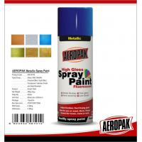 China Metal / Wood / Glass Acrylic Spray Paint Flexible With Strong Adhesive on sale