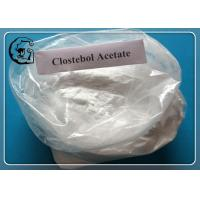 Quality Clostebol Acetate Hormone Oral Anabolic Steroids CAS 855-19-6 For Fat Burning for sale