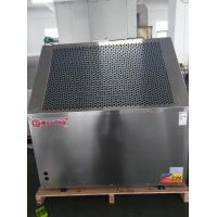 Quality Low Noise Commercial Heat Pump Air To Water Floor Heating With Oil Heater Compland Compressor for sale