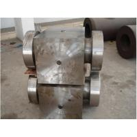 China AISI 4130 API 6A (34CrMo4,SCM430,1.7220) Forged/Forging Alloy Steel Pump Valve Body Bodies on sale