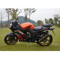 Quality Single Cylinder 4 Stroke Street Racing Motorcycles , High Speed Racing Motorcycle for sale